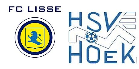FC Lisse - HSV Hoek tickets