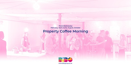 Property Coffee Morning tickets