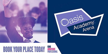 Oasis Academy Arena: Academy Tours tickets