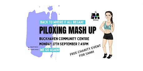 Piloxing Mash Up Charity Event with MeganM tickets