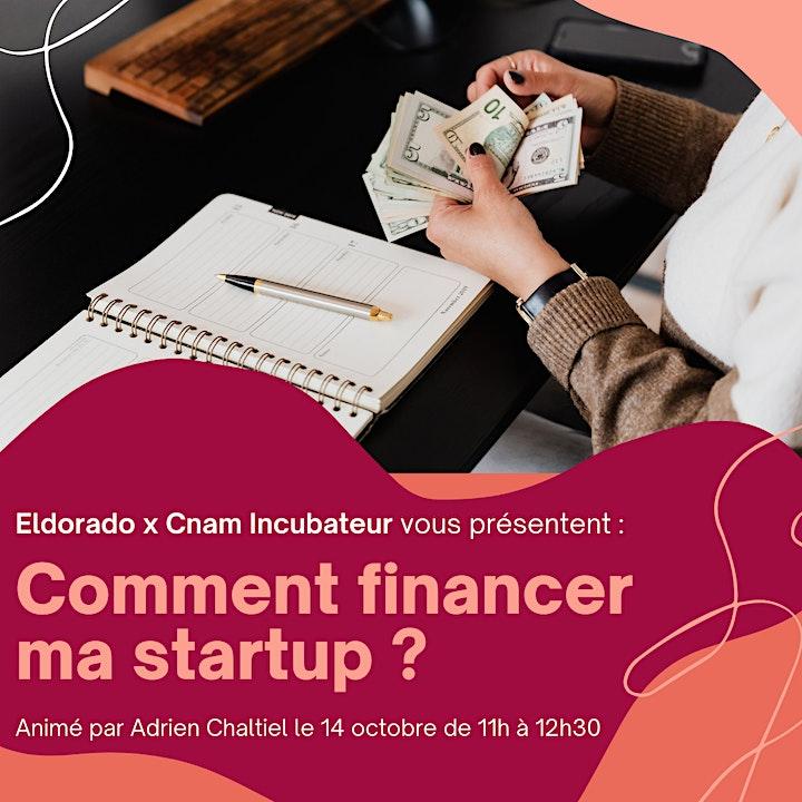 Image pour Atelier - Comment financer ma startup ?