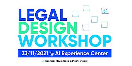Workshop: Legal Design billets