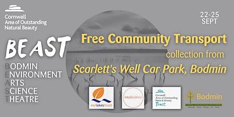 Community Transport BEAST tickets