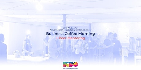 Business  Coffee Morning +  Mentoring tickets