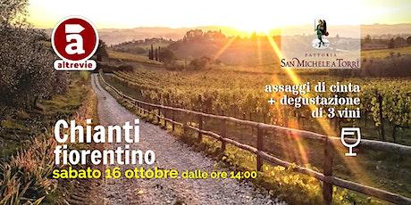 Chianti fiorentino - Trekking con degustazione biglietti