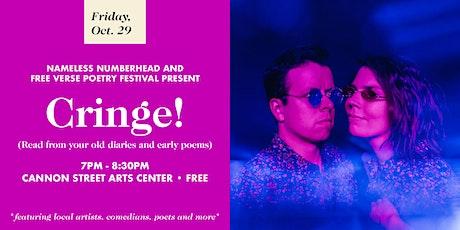 Free Verse Festival presents Cringe! tickets