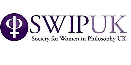 Women in Philosophy Q&A- the Society for Women in Philosophy UK (SWIP UK) tickets