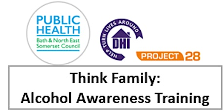 Think Family: Alcohol Awareness Training tickets