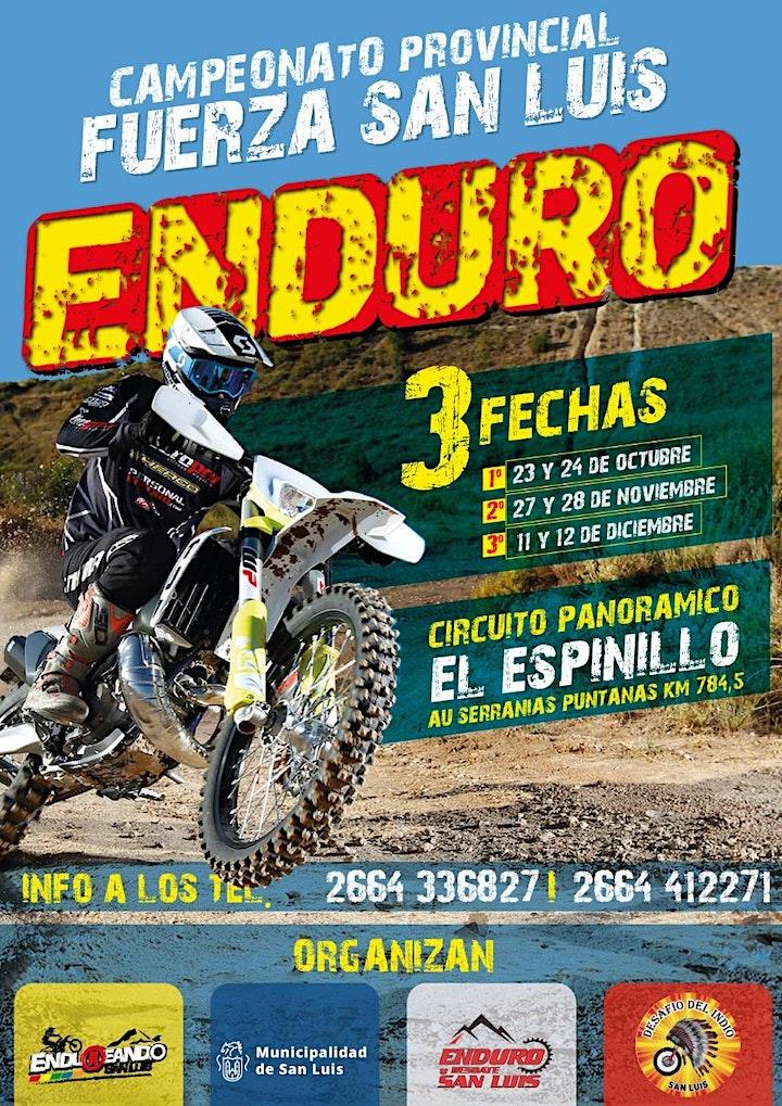 Imagen de Campeonato de Enduro Fuerza San Luis