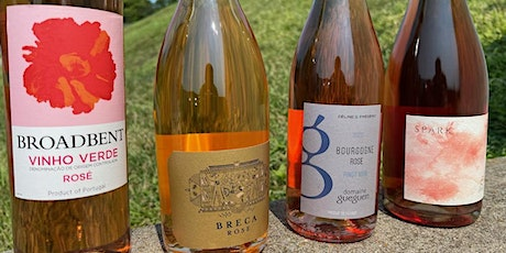 Farewell to Summer - Rose Tasting tickets