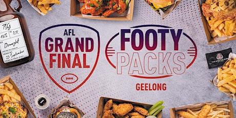 Pre-Order Grand Final Day Takeaway Packs - Geelong tickets