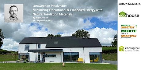 Laraweehan Passivhaus Webinar biglietti