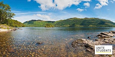 Unite Students trip to Loch Lomond tickets