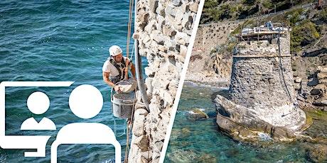WEBINAR ARCHITETTI  | Torre di Prarola. Interventi di restauro in corda biglietti
