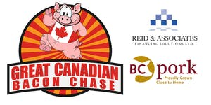 2015 Great Canadian Bacon Chase Kelowna