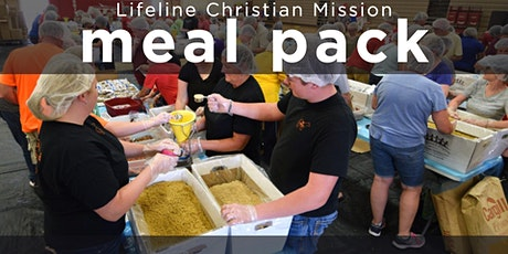 COMMUNITY Lifeline Mission Meal Pack Event tickets