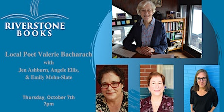 Chapbook Launch for local poet, Valerie Bacharach, with guest readers tickets