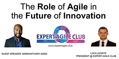 The Role of Agile in the Future of Innovation tickets