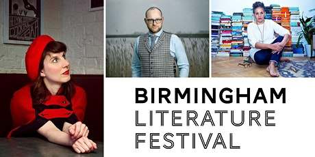 Bham Lit Fest 21: Novels That Shaped Our World: The Big Reveal tickets