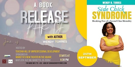 Side Chick Syndrome  Book Release Party tickets