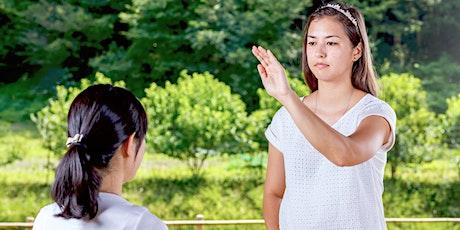 Healing Light Class : An opportunity to try Japanese Jyorei healing. tickets