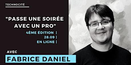 """""""Passe une soirée avec un pro!"""" - 4ème édition (Gratuit/Tout public) billets"""