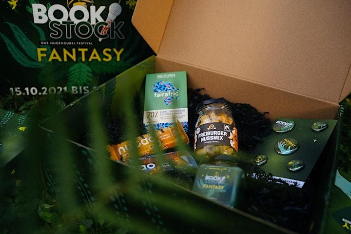 BOOKSTOCK: Fantasy: Bild