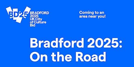 Bradford 2025: On the Road – Clayton Village Hall tickets