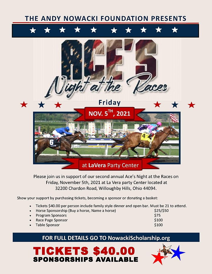 2nd Ace's Night at the Races image