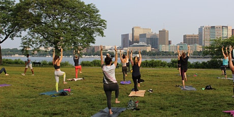 River Fit: Yoga with B/SPOKE tickets