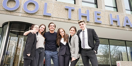Hotelschool the Hague Open Day: The Hague Campus tickets