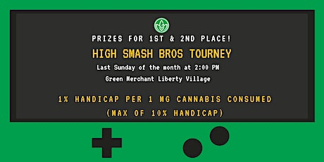 Copy of High Smash Bros Tourney (19+ Event in Liberty Village) tickets