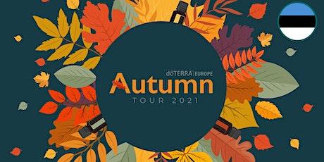 Autumn Tour 2021 Online - Estonia tickets