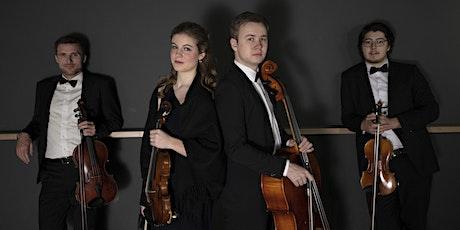 Alinea Quartett Munich tickets