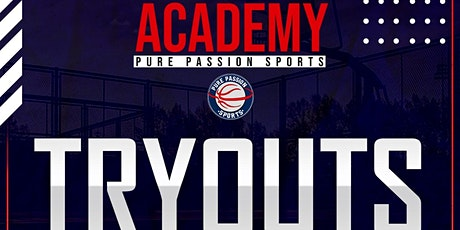 Pure Passion Sports Academy Tryout/Camp tickets