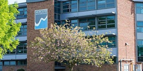 Worcester Sixth Form College Open Event - October 2021 tickets