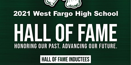West Fargo High School 2021 Hall of Fame Event tickets