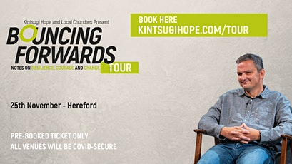 Bouncing Forwards Tour | Hereford tickets