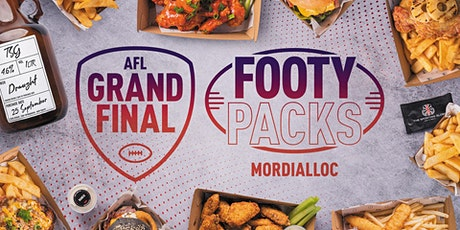 Pre-Order Grand Final Day Takeaway Packs - Mordialloc tickets