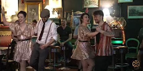 Beginner Swing Dance Class at TAM tickets