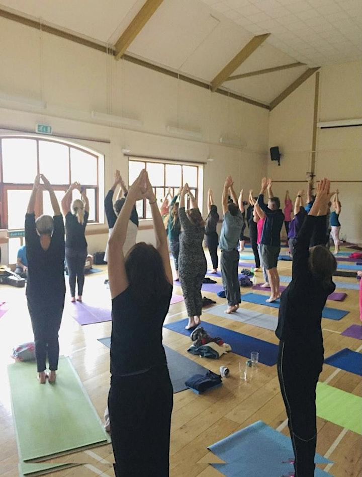 Autumn Workshop : Yoga, Aromatherapy, and Sound Bath image