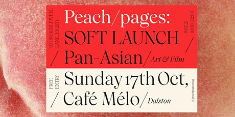 Peach Pages- Soft Launch tickets