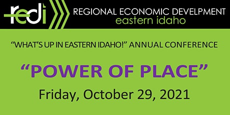 """Annual Conference - """"What's Up in Eastern Idaho!"""" tickets"""