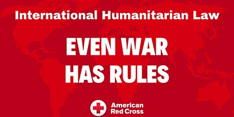 Even War Has Rules:  An Introduction to International Humanitarian Law tickets