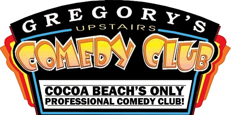 Gregory's Upstairs Comedy Room Saturday  Show @8pm tickets