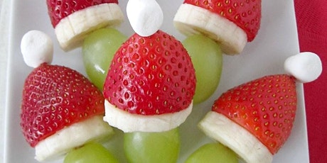 Foodie Fun at Home:  Holiday Style! (3 fun webinars) tickets