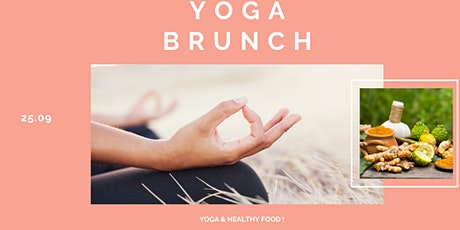 Yoga Brunch Septembre billets
