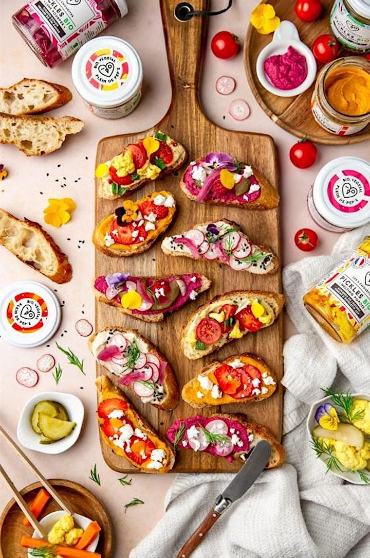 Image pour Les ON : Atelier cocktails & pickles avec Les 3 chouettes et le Moonshiner