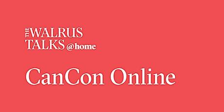 The Walrus Talks at Home: CanCon Online biglietti