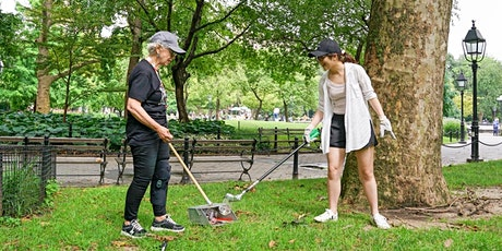 Washington Square Park October Clean Up tickets